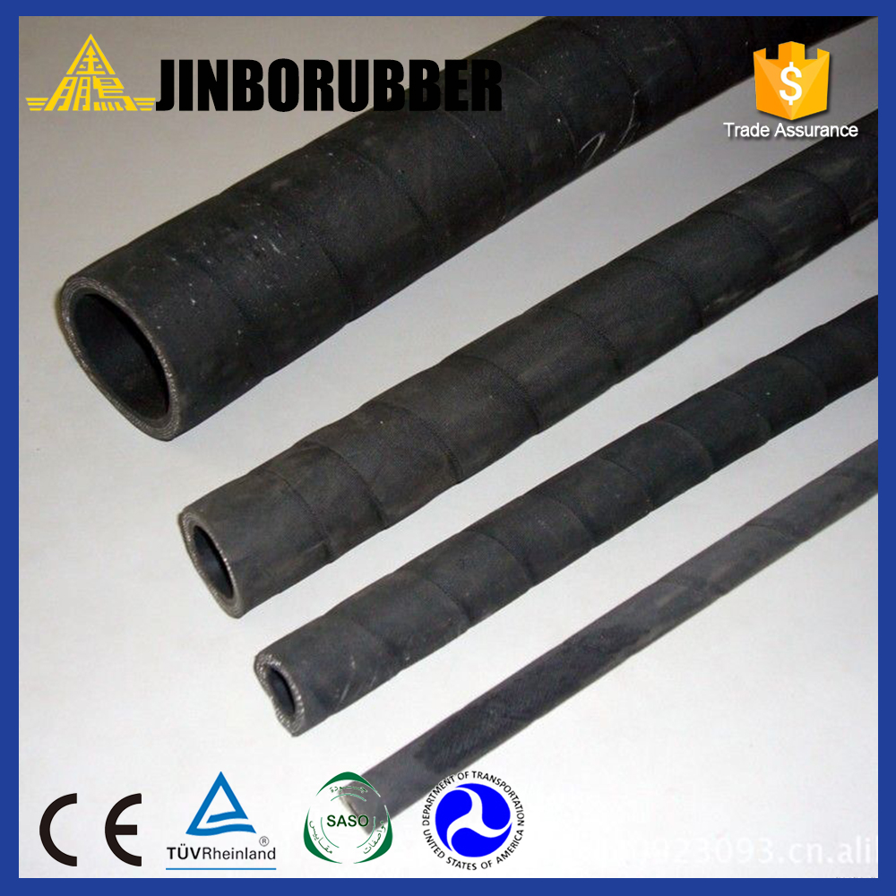 ISO9001 Certified crane rubber hose With Good Service