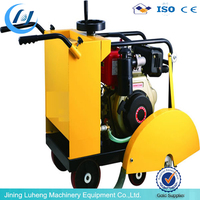 Max 400mm blade honda GX390 gasoline engine concrete cut off saw road cutter