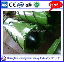 For Hard Rock Than 80MPa/Slightly Reinforced Concrete Bullet Teeth Drilling Core Barrel