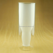 Chinese products sold insulated glass coffee cup from alibaba premium market