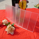 tempered PV solar panel glass with AR coating