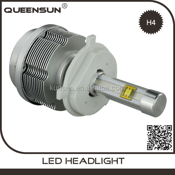 High quality 30W <strong>led</strong> headlight kelvin with temperature sensor protection system