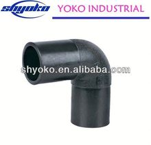 2014 factory price high quality PE pipe fitting Plastic Tubes hay silage film