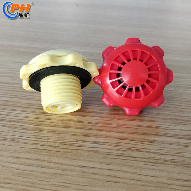 Air over pressure release valve plastic pressure reducing valve for inflatable products