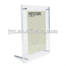 high clear acrylic wall mount picture frames