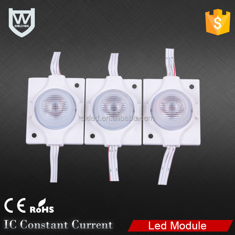 High power LED module for light box edge lighting 2835 double side light led module bar/1.44W led backlight