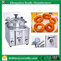 Low cost chicken,potato chips pressure fryer for sale