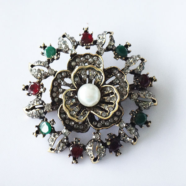 Brooches Jewelry Type cheap rhinestone brooch for wedding