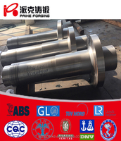 Marine shaft/forged spindle/spindles/forged shaft