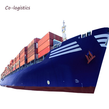 sea freight forwarder free shipping China to USA