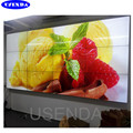 46 inch Seamless lcd display 3.5mm narrow bezel video display screen with samsung lcd panel
