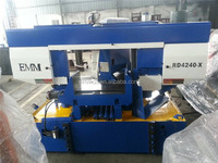 R4240 angle cut 45 degree band saw machine