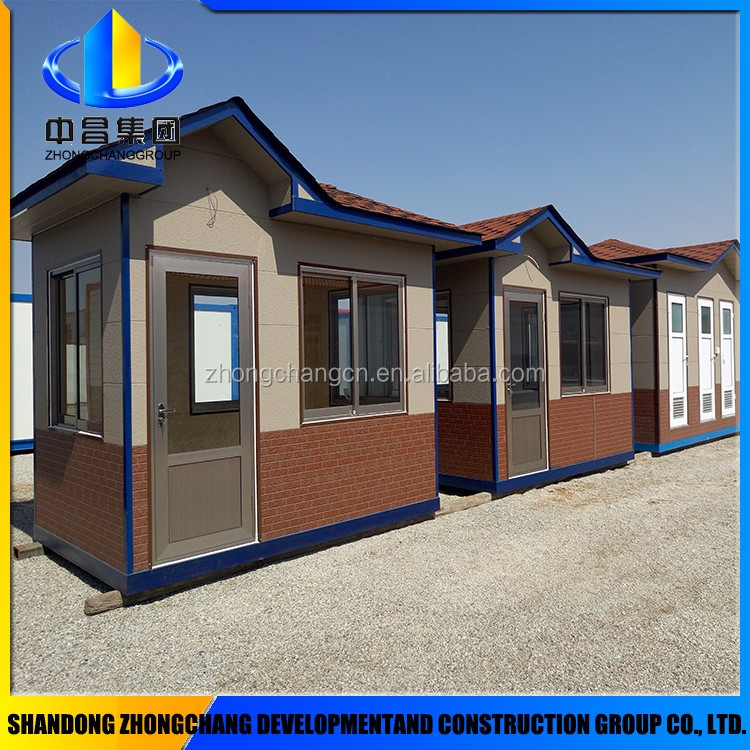 Well movable made houses