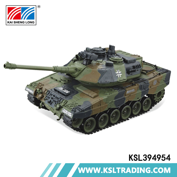 Hot selling 1:20 german Leopard realistic remote control tank toys