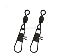 terminal tackle carp fishing accessories crane swivel with interlock snap B shape snap