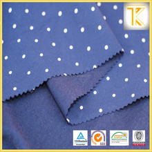 100% polyester printed chiffon fabric silk by the yard eco-friendly chiffon fabric