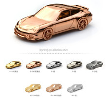 Car model, diamond theme, shiny plating