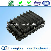 FTTH 24 core fiber optic cable splice closure