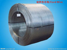 Casi Silicon Cored Wire, Best Ferro Silicon Calcium Flux Cored Welding Wire