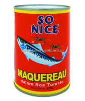 DELICIOUS CANNED MACKEREL FISH IN NATURAL OIL OEM AVAILABLE