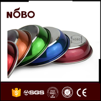 Top quality color children plate made in China
