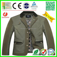 Popular New Style dubai leather jacket importers Factory