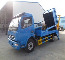 Quality unique 5000l refuse bin lift truck