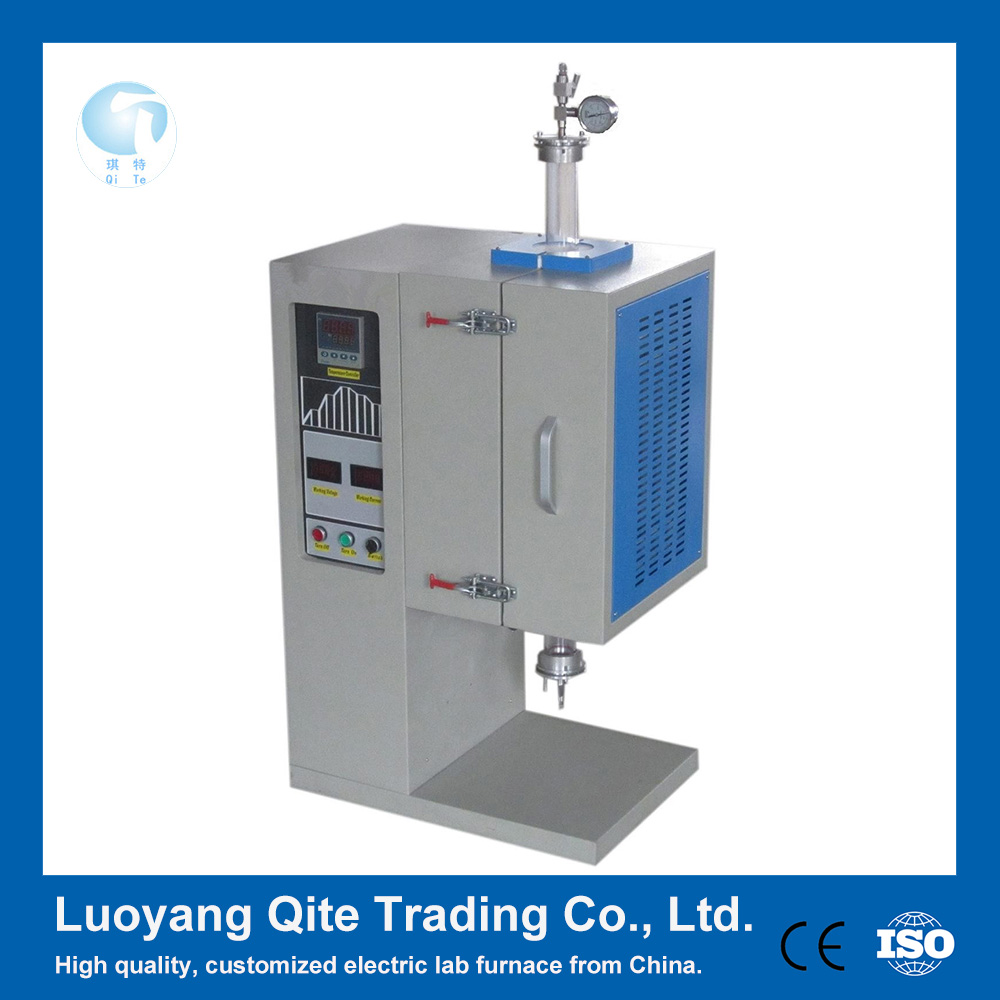 Pid Control Lab High Temperature gas Tube Furnace for Material Sintering