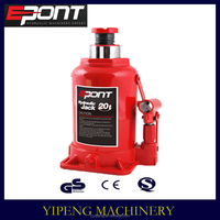 factory offering 20T hydraulic bottle jack for car lift car jacks