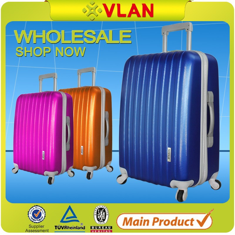 4 Spinner Wheeled Cabin Trolley light weight abs Luggage