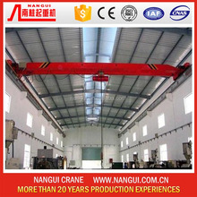 Hydraulic Electric Hoist Traveling Bridge Crane for Workshop
