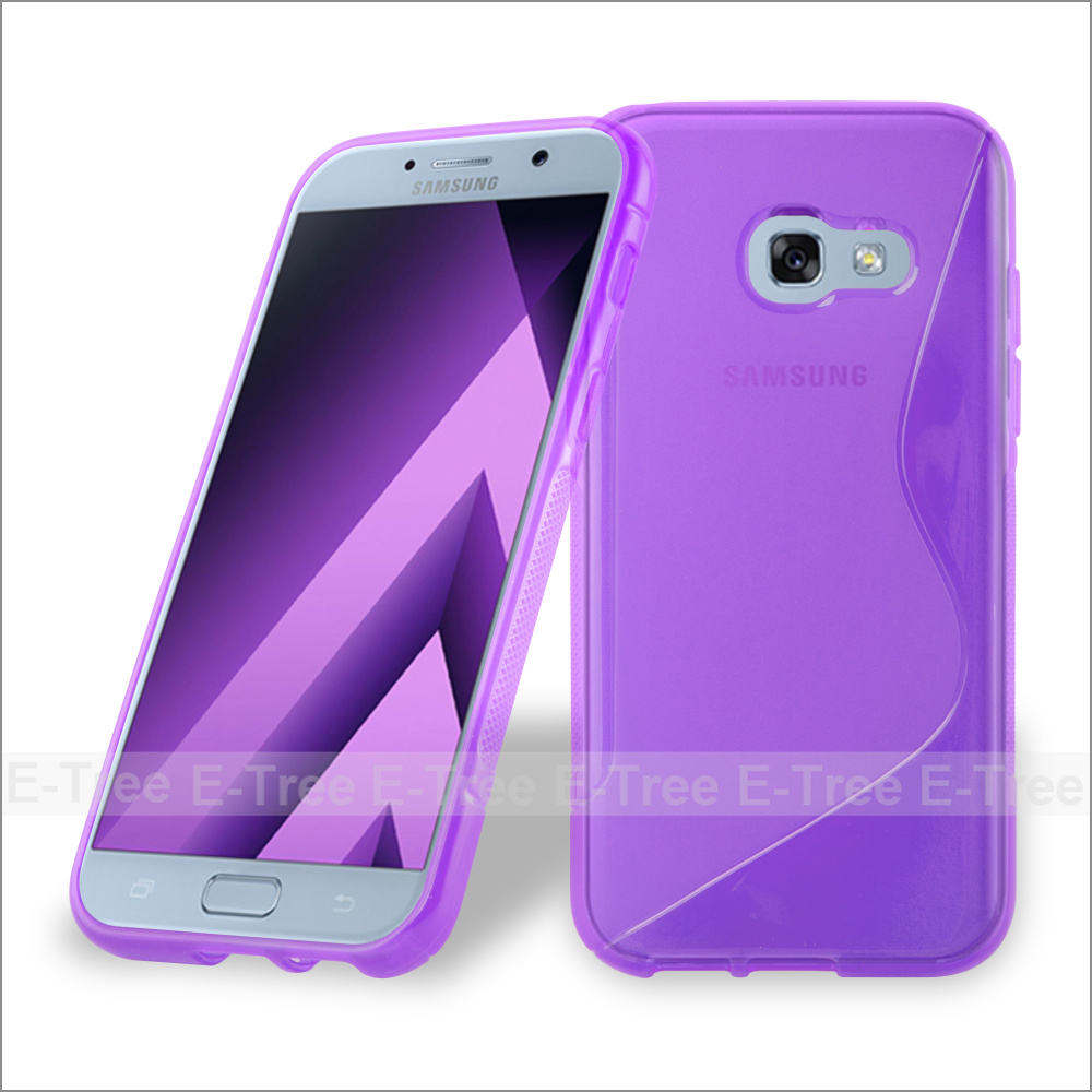 S Line TPU Mobile Phone Case For Galaxy A5 2017,Back Cover For Galaxy A5 2017 A520