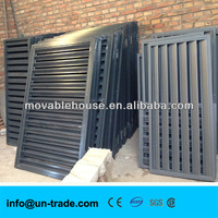 2013 New design metal aluminum louver manufacturers