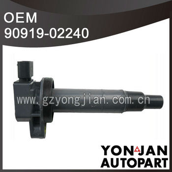 Auto ignition coil OEM 90919-02240 9091902240