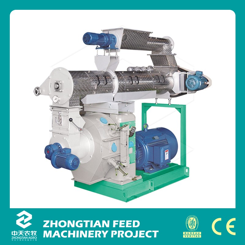 1.2-1.5t/h, wood pellet briquette making machine