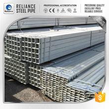 rectangular hot dip galvanized bolts and nuts galvanized steel gi pipe