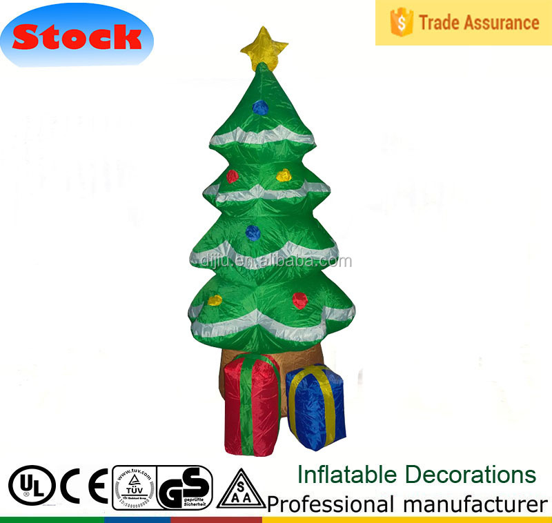 inflatable christmas/x-mas tree,hot sale inflatable christmas decorations