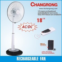 High quality electric stand fan 18inch fan