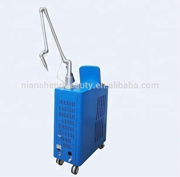 <strong>Q</strong> - switched Nd YAG laser Potable laser tattoo removal machine price