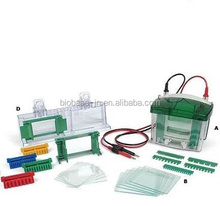 Hot Selling Horizontal or Vertical gel electrophoresis tank