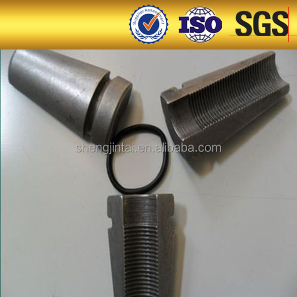 3 piece concrete anchor wedge / grippers/ clips