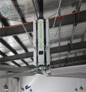 OPT20Ft Hvls cheap Philippines saving energy industrial cooling ceiling fan