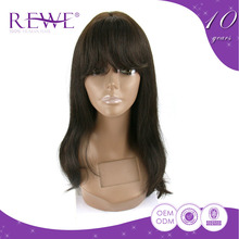 Attractive Customization Guarantee 2 Years Lacefront Human Hair Hand Tied Wigs Virgin