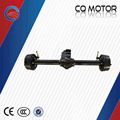 CQ Brand 33 inch electric tricycle/rickshaw two speed differential rear axle