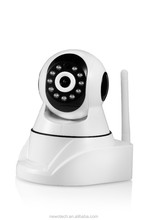 1.0MP Wilreless IP PTZ Camera/ P2P/ Cloud/ Indoor/ Micro SD Card/ TF Card/ Alarm/ Audio Intercom