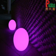 Good Price powerlight Led ball waterproof outdoor glow led With Service
