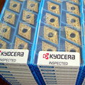 KORLOY TUNGSTEN CARBIDE INSERTS IN GRADE A30