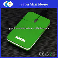 Wholesaler mini flat mouse GET-ML006 / cheap promotion mouse