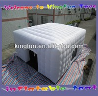 Giant commercial show/display/exhibition inflatable cube/air room