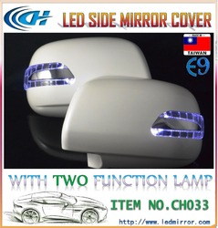 Car Specific FOR TOYOTA NOAH AZR6 2 FUNCTION LED SIDE VIEW MIRROR COVER